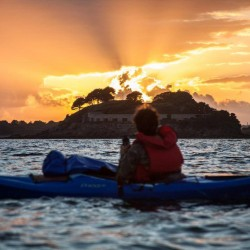 Kayaker-in-Plymouth-Sound