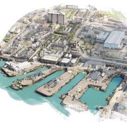 Plymouth City Council Devonports South Yard Vision