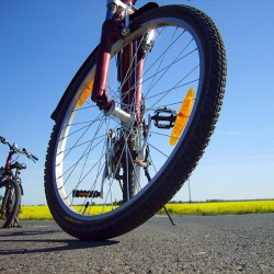 Plymouth Bike Riding