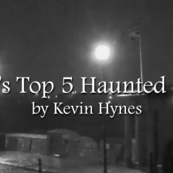 Plymouth's Top 5 Haunted Locations by Kevin Hynes for One Plymouth Devon