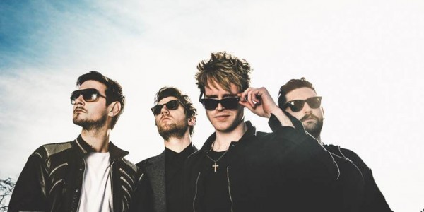 Kodaline - One of the headliners at MTV Crashes 2015
