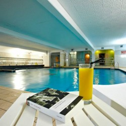 The New Continental Hotel Pool