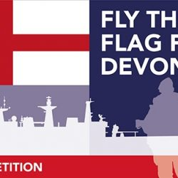 Fly the Flag for Devonport Plymouth