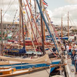 Classic Boat Rally Sutton Harbour