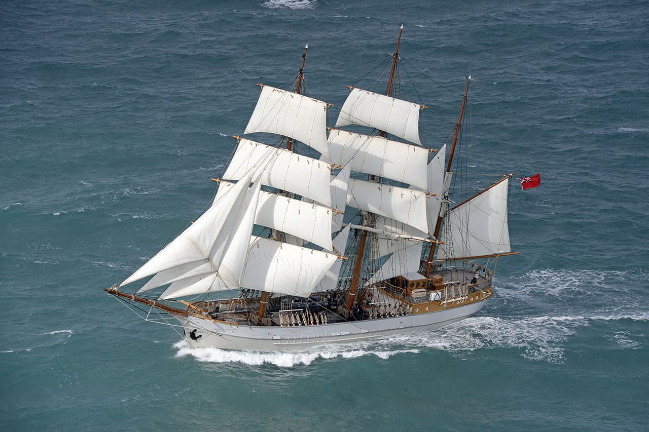 Tall Ship Kaskelot