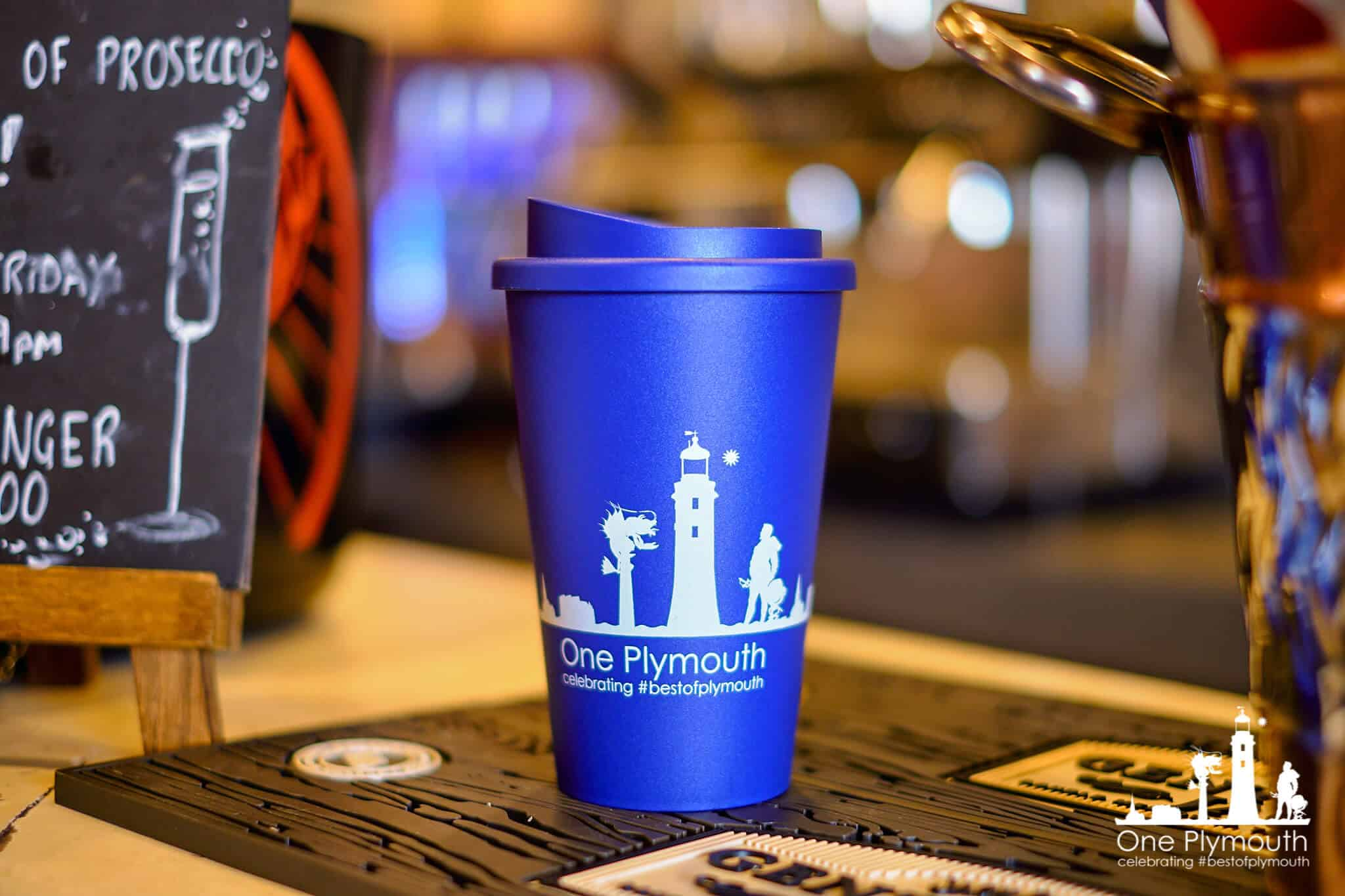 One Plymouth Cup