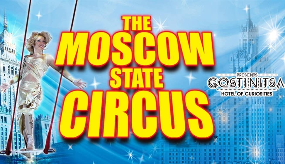 Moscow State Circus in Plymouth